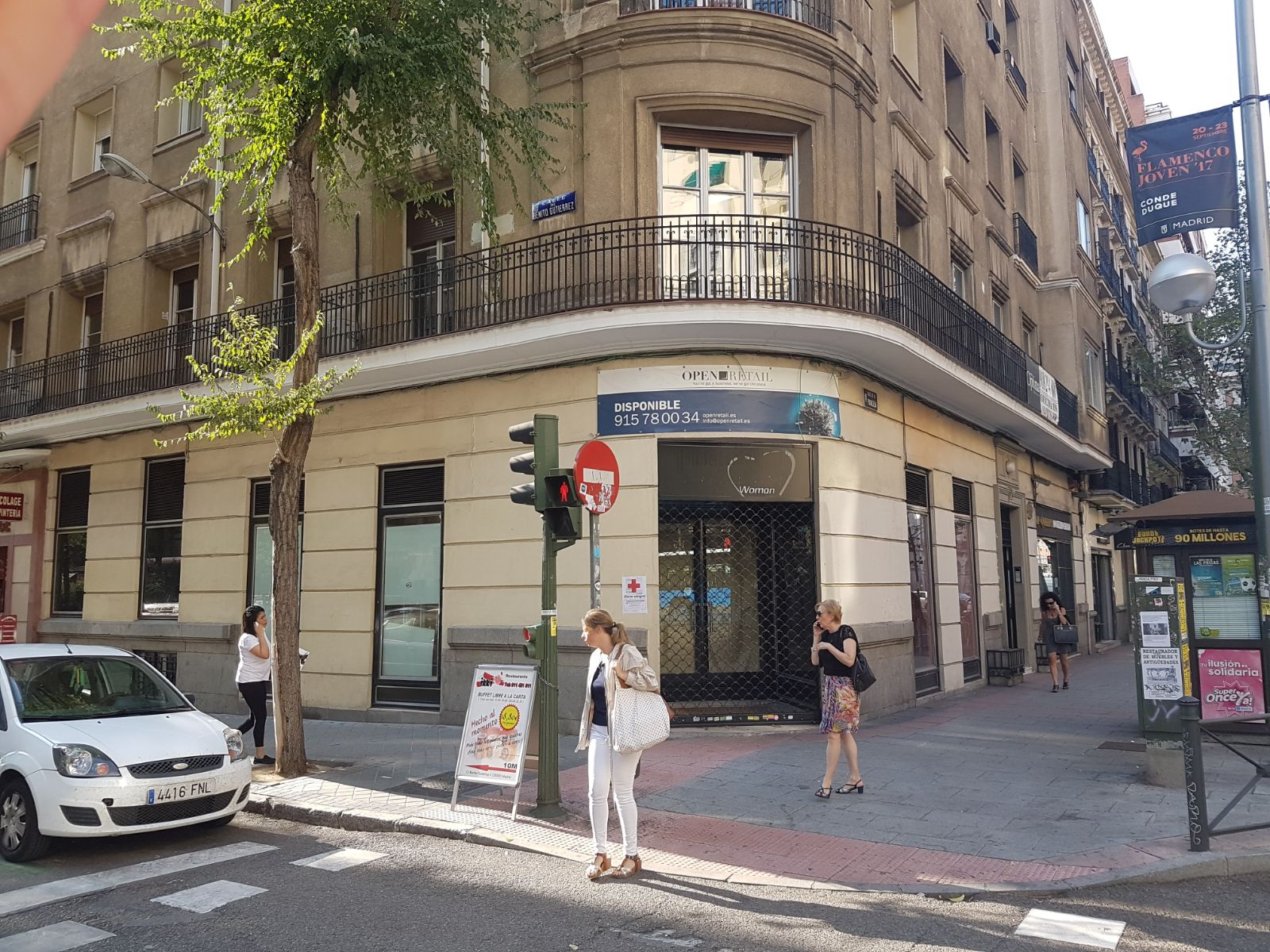 Princesa 79 madrid open retail - Calle princesa barcelona ...